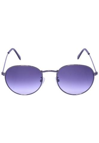 Óculos de Sol Tng Redondo Preto