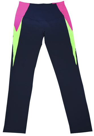 Legging Triya Neon Azul