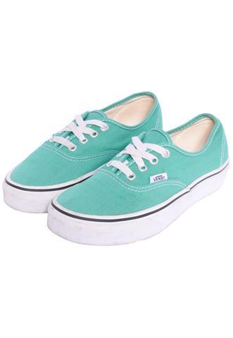 Tênis Vans Color Verde