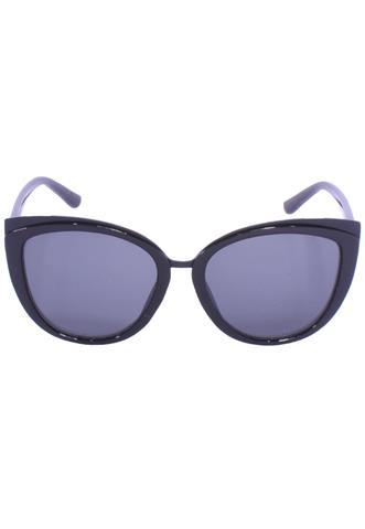 Óculos de Sol Zara Quadrado Preto